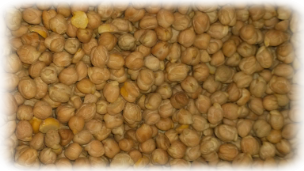 Yellow Sicilian Chickpeas